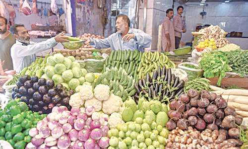 Rising food prices behind inflationary pressures: SBP