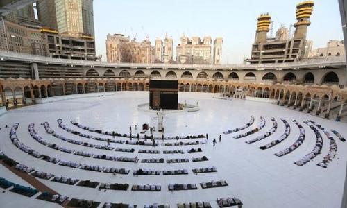 سعودی عرب: 160 ممالک کے شہریوں کو حج کیلئے منتخب کرلیا گیا