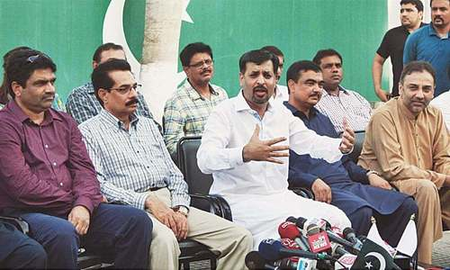 PSP leaders warn KE of 'massive' protest if loadshedding in city continues