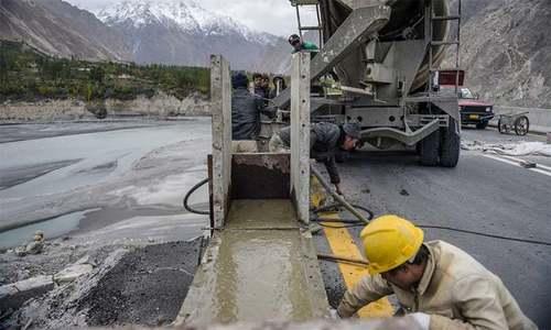 'Rs1.2 billion approved for Balakot, Kaghan roads'