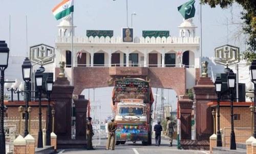 پاکستان کا 15 جولائی سے واہگہ بارڈر سے افغان ٹرانزٹ ٹریڈ بحال کرنے کا اعلان