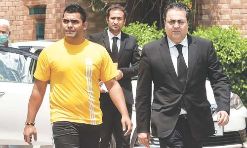 Adjudicator reserves order in Umar Akmal case