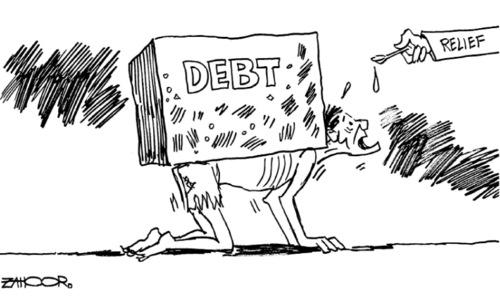 Cartoon: 14 July, 2020