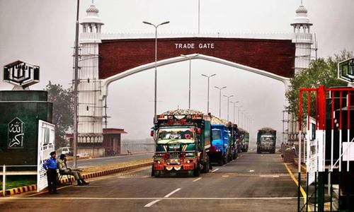 Afghan exports to India via Wagah resume tomorrow