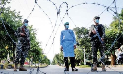 Five Islamabad sectors still considered hotspots for coronavirus