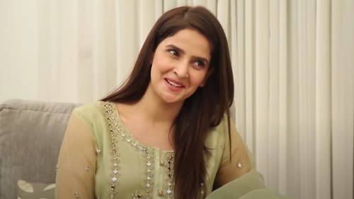 Saba Qamar is outing the rishta brigade in new video