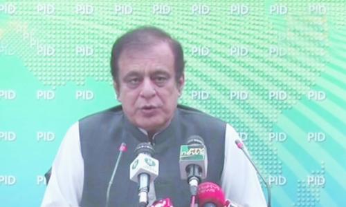 وزیراعظم عمران خان سینیٹ کے انتخابات میں شفافیت کیلئے پرعزم ہیں، شبلی فراز