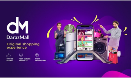 As shoppers reduce visits to offline stores, DarazMall offers premium experience with genuine products