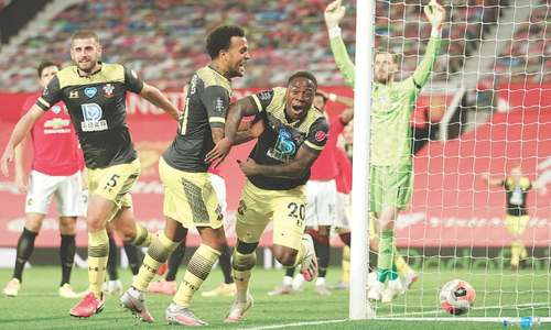 Court ruling, late goal hurt United's CL hopes