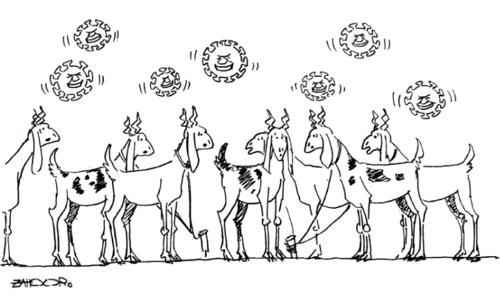 Cartoon: 15 July, 2020