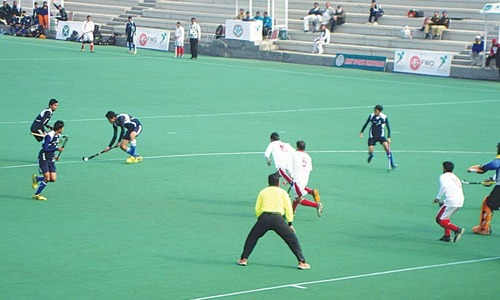 PHF plans  five-a-side tournament in August, National Championship set for Sept