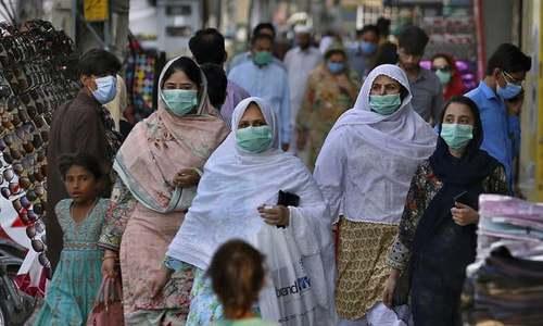 کورونا وبا: پاکستان میں 713 نئے کیسز، صحتیاب افراد کی تعداد میں 2 ہزار 154 کا اضافہ