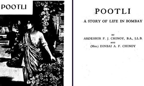 How the first English novels by Parsis were written in the backdrop of the plague and politics