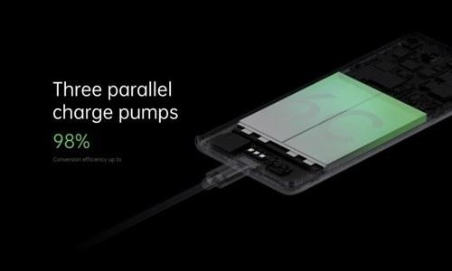 اوپو نے دنیا کا تیز ترین 125 واٹ چارجر متعارف کرادیا