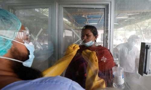 پاکستان میں کورونا کیسز کی تعداد 2 لاکھ 57 ہزار سے زائد ہوگئی