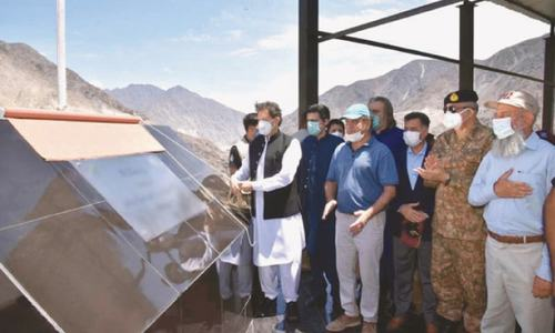 Construction of Diamer-Bhasha dam launched