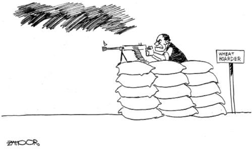 Cartoon: 16 July, 2020