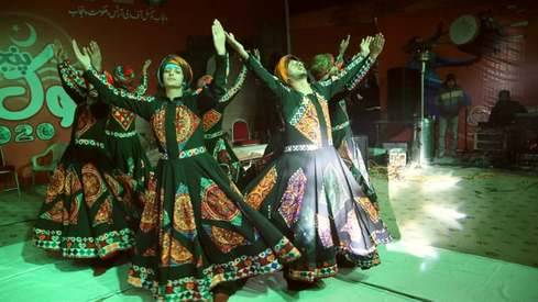 Rawalpindi's Arts Council launches online musical show after three month hiatus