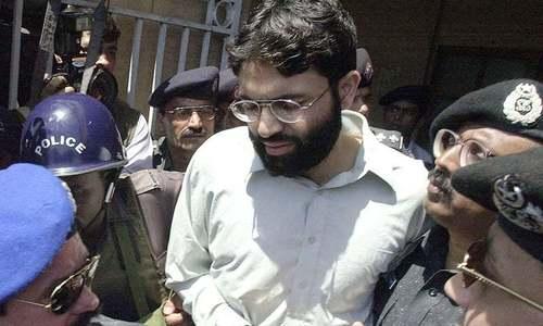 ڈینیئل پرل قتل کیس: حراست کیخلاف عمر شیخ کی درخواست پر فریقین کو نوٹسز جاری