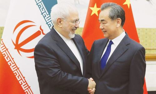 چین ایران اتحاد پاکستان کے لیے پریشان کیوں؟