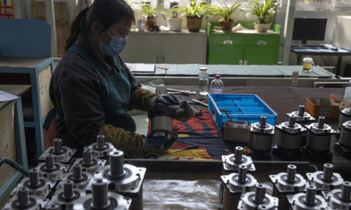 چین کورونا وبا کے بعد معاشی ترقی کرنے والا پہلا ملک بن گیا