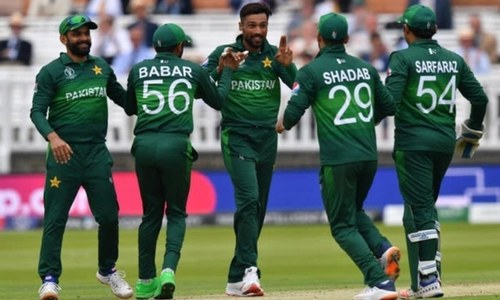 Pakistani player returns to squad in England after positive virus test: ECB