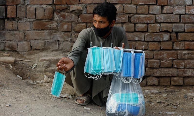 پاکستان میں کورونا وائرس کے 2193 نئے کیسز کی تصدیق، اموات 5465 تک پہنچ گئیں