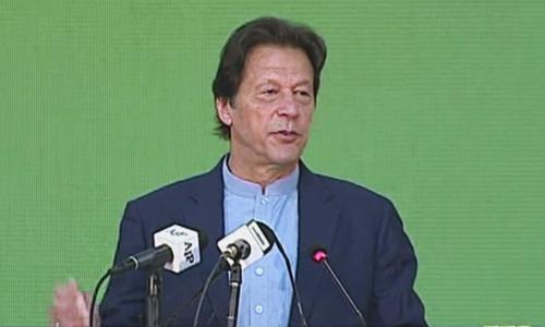 Green Pakistan guarantees prosperous future: Imran