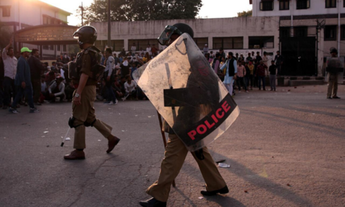Indian minorities panel faults police role in Delhi riots targeting Muslims