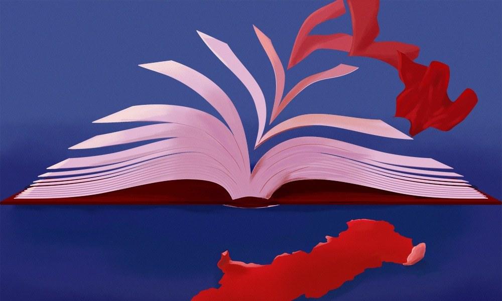 TEACHING PAKISTANI LITERATURE TO OLD, WHITE AMERICA