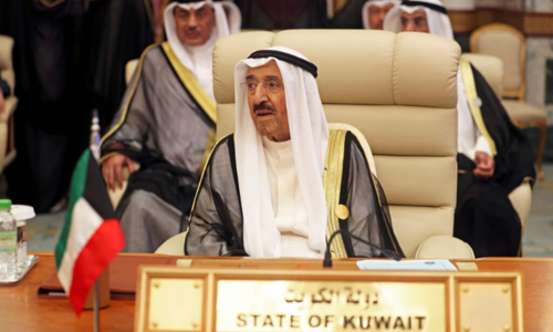 Kuwait ruler undergoes successful surgery, crown prince takes over some duties