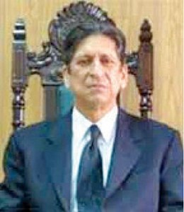 First IHC chief justice passes away