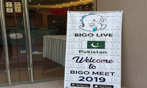 Live streaming app Bigo banned in Pakistan