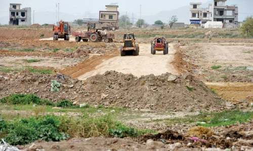 Fake allotment of plots in D-13, I-12 yet to be cancelled