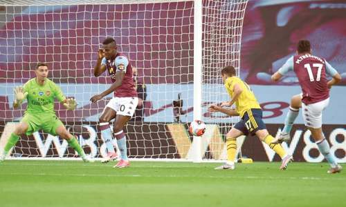 Relegation fight heads to last day of Premier League season