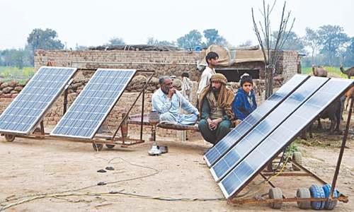 SBP doubles financing for wind, solar energy