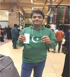 Pakistan's Waseem Khatri clinches online scrabble championship in style