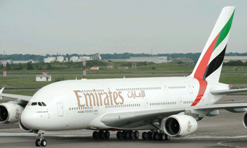 Emirates offers free global cover for virus-related costs