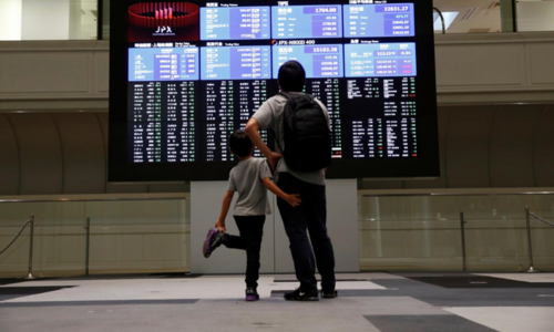 World shares retreat as US-China tensions rise