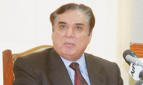 PPP demands resignation of NAB chairman