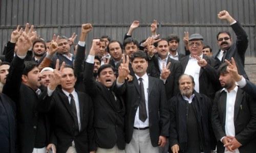 KP bar council moves SC to ensure judiciary's independence
