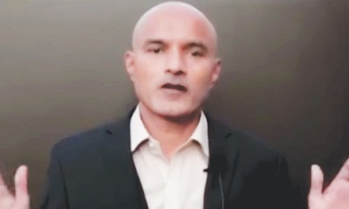Court takes up govt plea for appointment of Jadhav lawyer on Aug 3