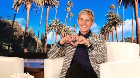 Ellen DeGeneres apologises to staff for hostile work environment