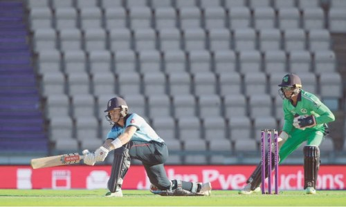 Brilliant Billings guides England to easy ODI win over Ireland