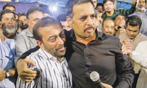Situationer: MQM-P, PSP on a tight leash