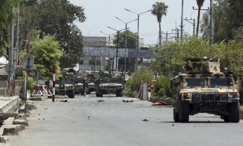 افغانستان: جلال آباد کی جیل پر داعش کا حملہ، 21 افراد ہلاک
