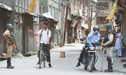 'کشمیری پاکستان سے نالاں اور دہلی سے پریشان ہیں'
