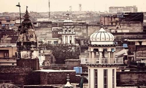 پیپلزپارٹی کا حکومت سے اسلام آباد میں مندر کی تعمیر فوری شروع کرنے کا مطالبہ