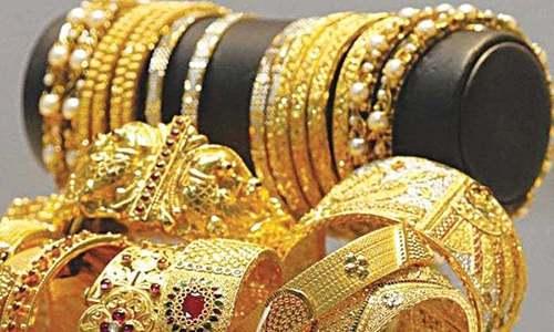 سونے کی قیمت میں ایک دن میں 4800 روپے کا اضافہ