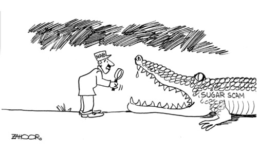 Cartoon: 6 August, 2020
